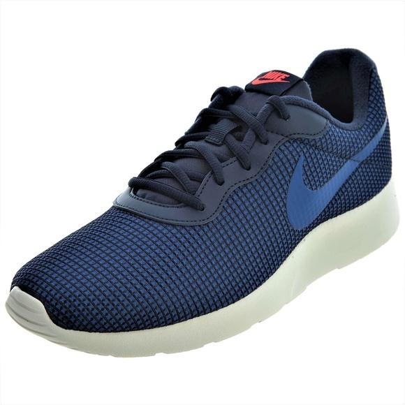 Nike Other - NEW blue Nike Tanjun SE Men's Running Shoe Sneaker